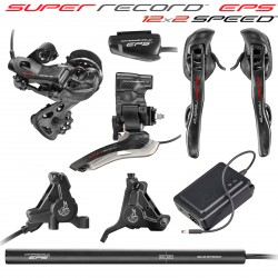 EPS KIT Super Record V4 DB 12s, NOVINKA