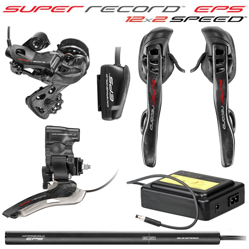 EPS KIT Super Record V4 12s, NOVINKA